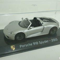 Coches a escala: PORSCHE 918 SPYDER DE 2013.. Lote 212337410