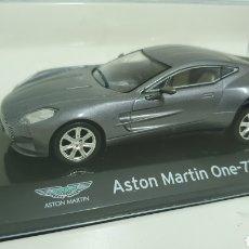Coches a escala: ASTON MARTIN ONE 77 DE 2009.. Lote 212341307