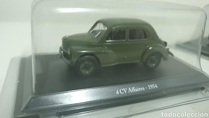 Coches a escala: Lote 3 Renault 4cv. - Foto 2 - 212387577
