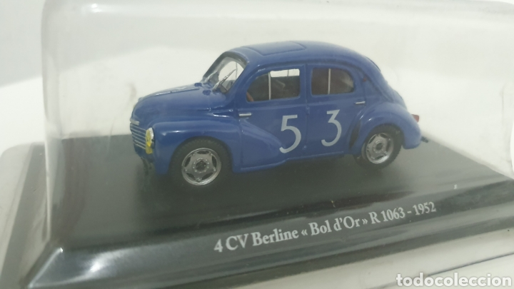 Coches a escala: Lote 3 Renault 4cv. - Foto 4 - 212387577