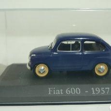 Coches a escala: FIAT 600 DE 1957.. Lote 223078390