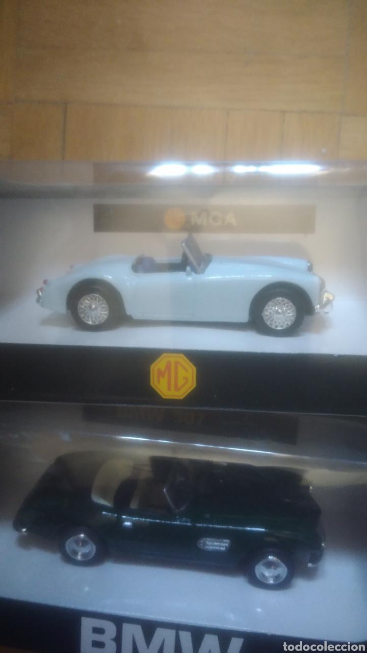 Coches a escala: NEW RAY. COLECCION CLASICOS. MGA, BMW 507, ALFA ROMEO DE 1938 Y MGB DE 1967. A ESTRENAR VER FOTOS - Foto 2 - 212844123