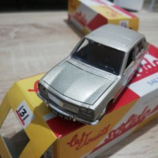 Coches a escala: PEUGEOT 504 NOREV. Lote 212955931