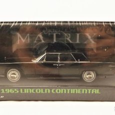Coches a escala: MATRIX. FORD LINCOLN CONTINENTAL 1965 BY GREENLIGHT HOLLYWOOD. Lote 246083450