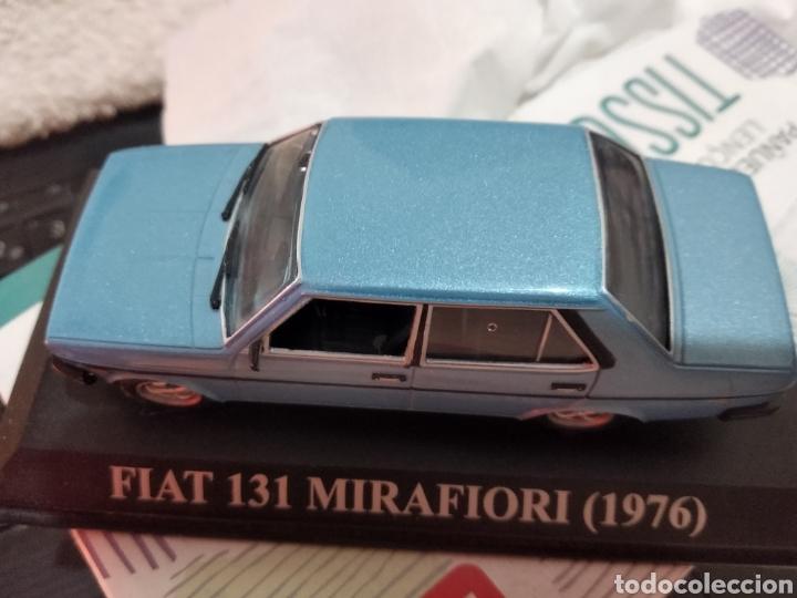 Coches a escala: Fiat 131 supermirafiori 1.600 TC 1976 - Foto 4 - 213437963