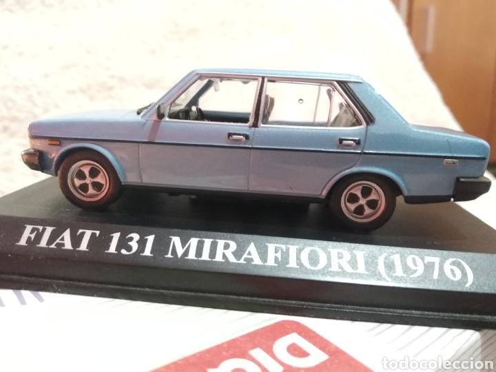 Coches a escala: Fiat 131 supermirafiori 1.600 TC 1976 - Foto 5 - 213437963