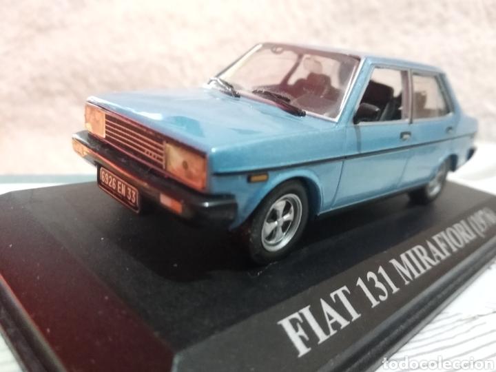 Coches a escala: Fiat 131 supermirafiori 1.600 TC 1976 - Foto 6 - 213437963