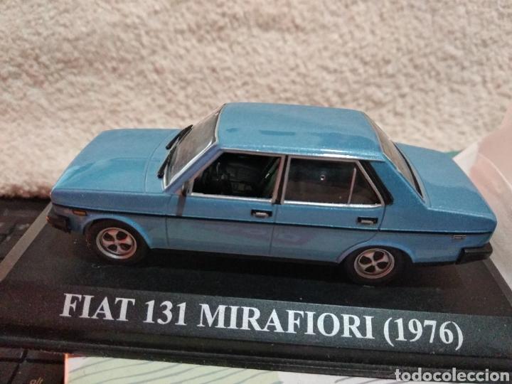 Coches a escala: Fiat 131 supermirafiori 1.600 TC 1976 - Foto 8 - 213437963