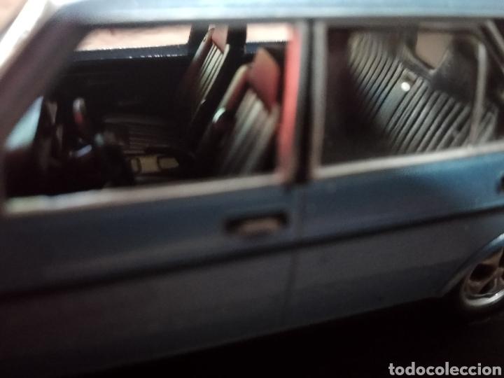 Coches a escala: Fiat 131 supermirafiori 1.600 TC 1976 - Foto 9 - 213437963