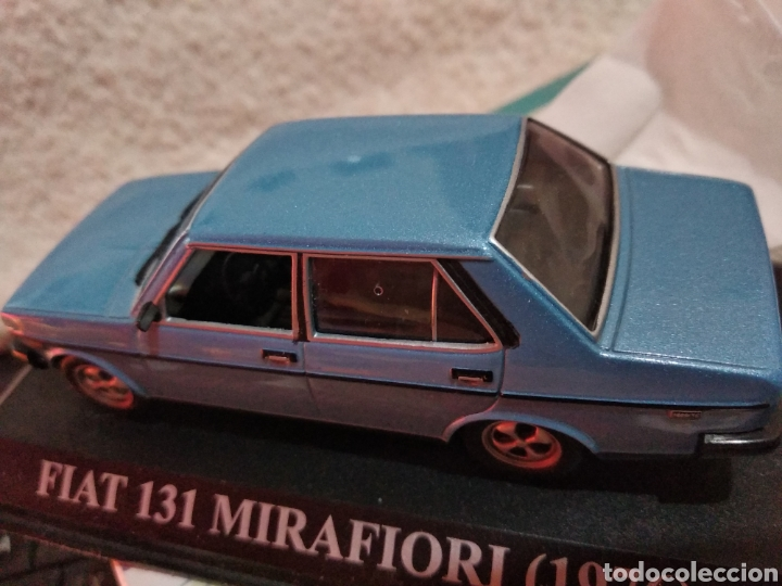 FIAT 131 SUPERMIRAFIORI 1.600 TC 1976 (Juguetes - Coches a Escala 1:43 Otras Marcas)