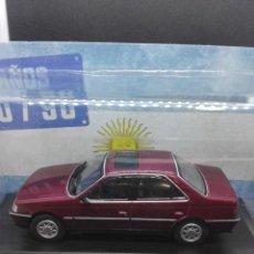 Voitures à l'échelle: PEUGEOT 405 SR (1993) MINIATURA 1/43. Lote 213645453