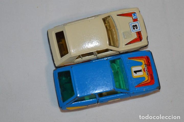 Coches a escala: GUILOY Esc 1:43 - 1/43 SEAT RITMO y FORD FIESTA - MADE IN SPAIN - Originales y antiguos ¡Mira! - Foto 7 - 213656515