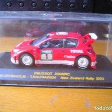 Carros em escala: PEUGEOT 2006 WRC RALLY.. Lote 213877300