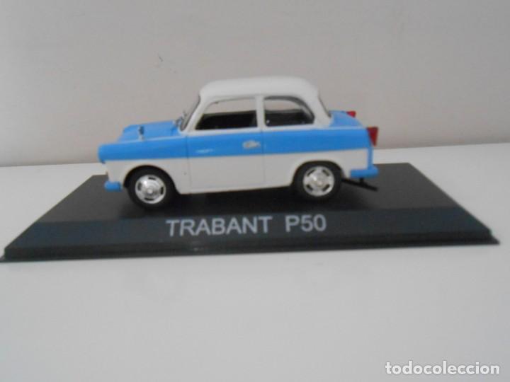 COCHE TRABANT P50 MODEL CAR 1/43 1:43 MINIATURE MINIATURA (Juguetes - Coches a Escala 1:43 Otras Marcas)