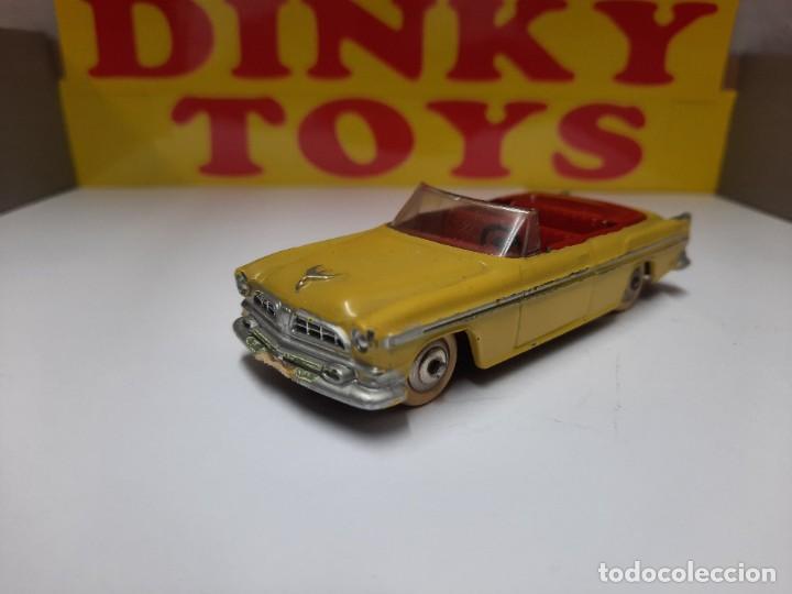 DINKY TOYS ORIGINAL CHRYSLER NEW YORKER 1955 MECCANO!! (Juguetes - Coches a Escala 1:43 Otras Marcas)