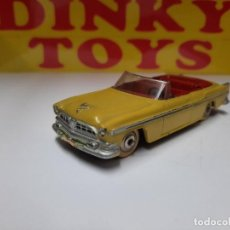 Coches a escala: DINKY TOYS ORIGINAL CHRYSLER NEW YORKER 1955 MECCANO!!. Lote 215877096