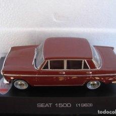 Coches a escala: SEAT 1500 MONOFARO DE ALTAYA.DESCATALOGADO.. Lote 216637111