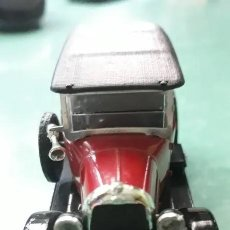 Coches a escala: ANTIGUO COCHE DE METAL ESCALA 1/43 FIAT MODELO 501 S 1918 TORPEDO LUSSO. RIO MADE IN ITALY. Lote 216896112