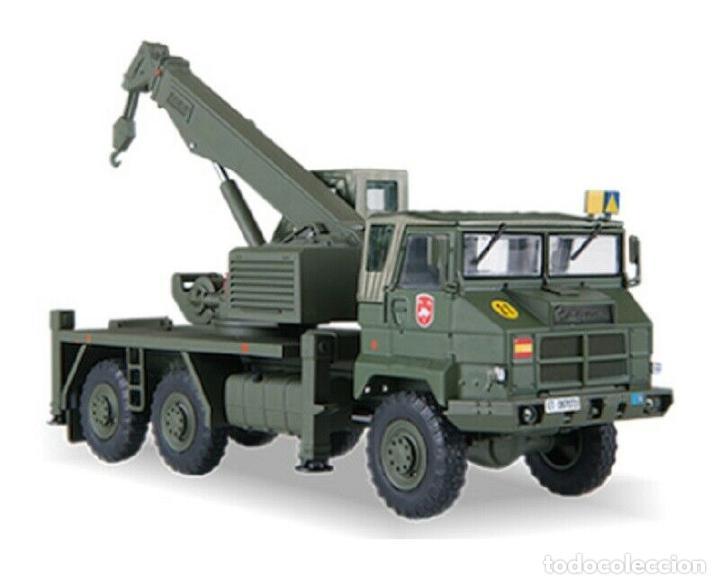 1//43 Véhicule Miniature Diecast Model Salvat LLW3 Lot de 2 Camions Pegaso