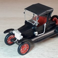 Coches a escala: FORD T *NEGRO* Nº 6, PLÁSTICO ESC. 1/43, ANGUPLAS SUPER MINI-CARS MADE IN SPAIN, ORIGINAL AÑO 1963.. Lote 217349291
