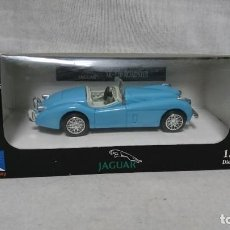 Coches a escala: JAGUAR XK 120 ROSDSTER, NEW RAY, ESCALA 1:43. Lote 217557417