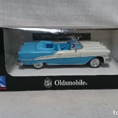 Coches a escala: OLDSMOBILE SUPER 88 1955 , NEW RAY, ESCALA 1:43. Lote 217557728