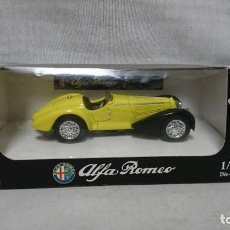 Coches a escala: ALFA ROMEO 8C 2900 1938 , NEW RAY, ESCALA 1:43. Lote 217557882