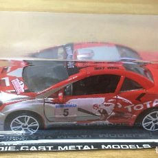 Coches a escala: GUISVAL PEUGEOT 307 TOTAL RALLY. Lote 217850327