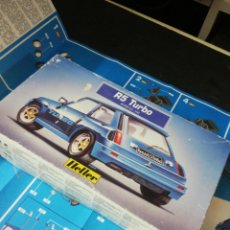 Coches a escala: HELLER....... 1/43.....R5 TURBO.. Lote 218044692
