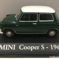 Coches a escala: COCHE MINI COOPER S 1967 CON BLISTER DE PLÁSTICO ESCALA 1/43.. Lote 218224160