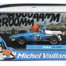 Coches a escala: MICHEL VAILLANT VAILLANTE F1 - 1970 ESCALA 1/43 NUEVO. Lote 218348986