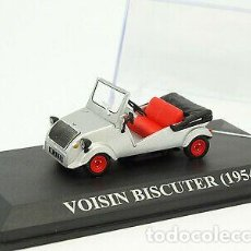 Coches a escala: VOISIN BISCUTER 1955 1:43 PROMOCIONAL. Lote 218379005