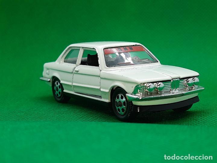 Coches a escala: BMW 320 - MEBETOYS - MATTEL - HOT WHEELS - ESC. 1/43 - MADE IN ITALY - REF. MEBETOYS A113 - Foto 3 - 218565573