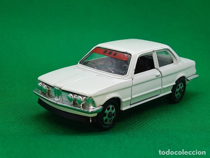 BMW 320 - MEBETOYS - MATTEL - HOT WHEELS - ESC. 1/43 - MADE IN ITALY - REF. MEBETOYS A113 (Juguetes - Coches a Escala 1:43 Otras Marcas)