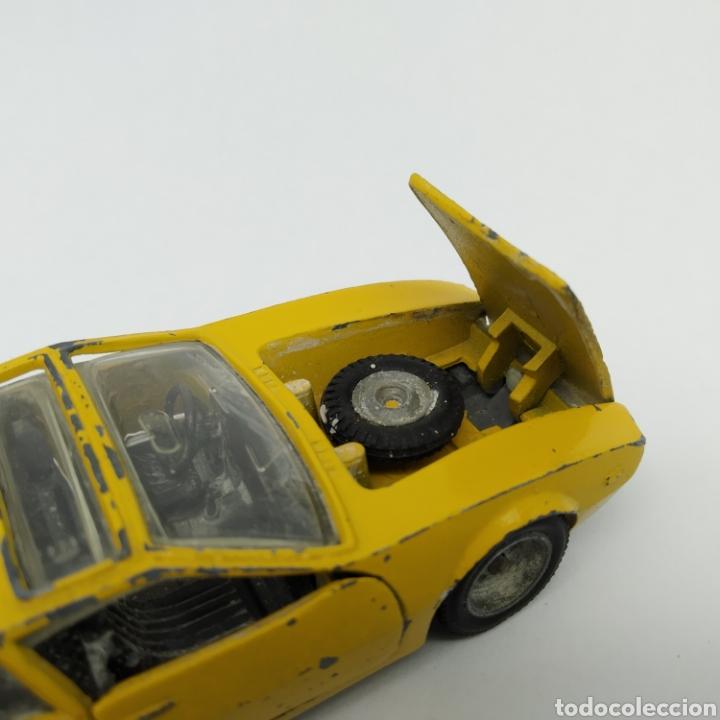 Coches a escala: De Tomaso Mangusta de INTER-CARS (Nacoral) escala 1/43 referencia 106 - Foto 3 - 218742641