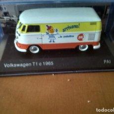 Coches a escala: VOLKSWAGEN T1 C 1965 PAI. Lote 218876052