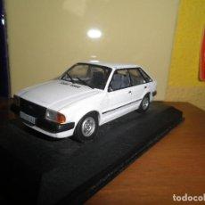 Auto in scala: FORD ESCORT,ESCALA 1/43,!!!!!!!!!!!!! 30 EUROS Y ENVÍO CERTIFICADO GRATIS !!!!!!!!!!!!. Lote 218885743