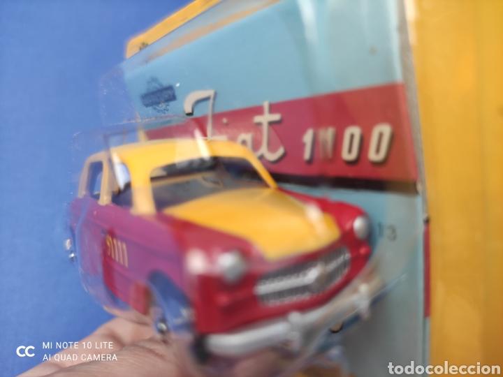 Coches a escala: MERCURY MODELO FIAT 1100, HACHETTE. NUEVO Y EN BLISTER. 1/43 - Foto 2 - 219198366