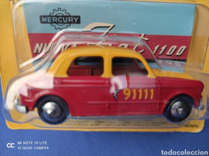 MERCURY MODELO FIAT 1100, HACHETTE. NUEVO Y EN BLISTER. 1/43 (Juguetes - Coches a Escala 1:43 Otras Marcas)