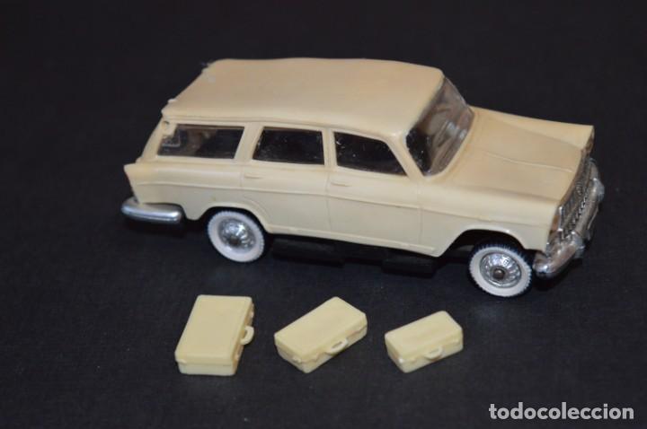 Coches a escala: SEAT 1400 C - ESCALA 1/43 - Mini Cars MINICARS Super / ANGUPLAS - Años 60 ¡Muy raro y difícil, mira! - Foto 2 - 219216000