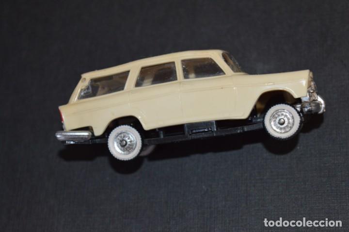 Coches a escala: SEAT 1400 C - ESCALA 1/43 - Mini Cars MINICARS Super / ANGUPLAS - Años 60 ¡Muy raro y difícil, mira! - Foto 3 - 219216000
