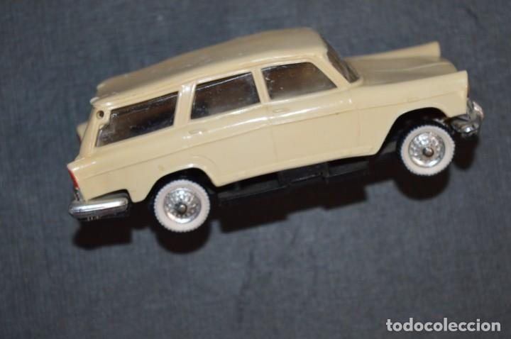 Coches a escala: SEAT 1400 C - ESCALA 1/43 - Mini Cars MINICARS Super / ANGUPLAS - Años 60 ¡Muy raro y difícil, mira! - Foto 4 - 219216000
