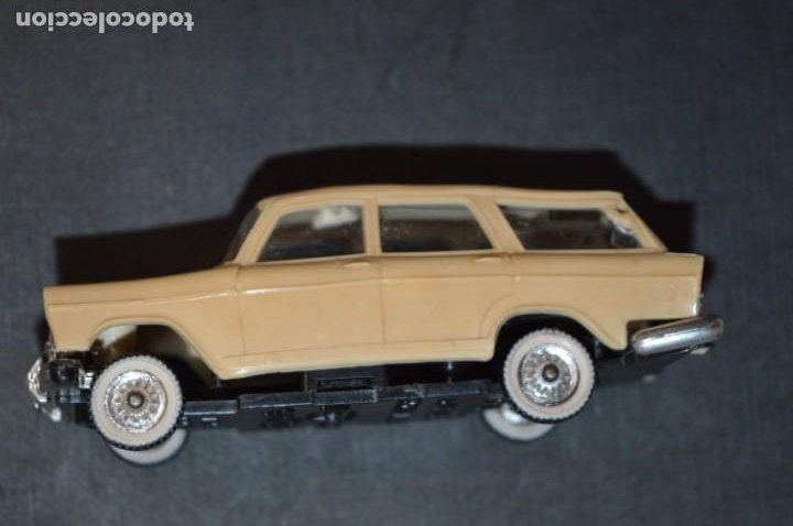 Coches a escala: SEAT 1400 C - ESCALA 1/43 - Mini Cars MINICARS Super / ANGUPLAS - Años 60 ¡Muy raro y difícil, mira! - Foto 5 - 219216000