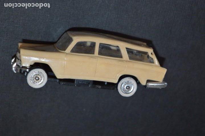 Coches a escala: SEAT 1400 C - ESCALA 1/43 - Mini Cars MINICARS Super / ANGUPLAS - Años 60 ¡Muy raro y difícil, mira! - Foto 6 - 219216000