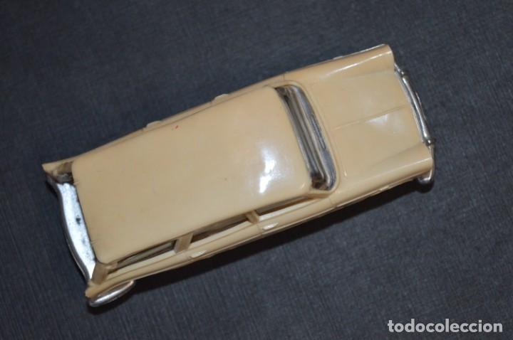 Coches a escala: SEAT 1400 C - ESCALA 1/43 - Mini Cars MINICARS Super / ANGUPLAS - Años 60 ¡Muy raro y difícil, mira! - Foto 7 - 219216000