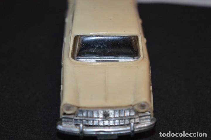 Coches a escala: SEAT 1400 C - ESCALA 1/43 - Mini Cars MINICARS Super / ANGUPLAS - Años 60 ¡Muy raro y difícil, mira! - Foto 10 - 219216000