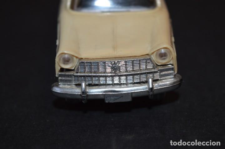 Coches a escala: SEAT 1400 C - ESCALA 1/43 - Mini Cars MINICARS Super / ANGUPLAS - Años 60 ¡Muy raro y difícil, mira! - Foto 12 - 219216000