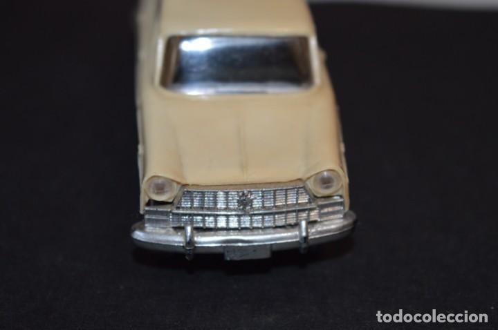 Coches a escala: SEAT 1400 C - ESCALA 1/43 - Mini Cars MINICARS Super / ANGUPLAS - Años 60 ¡Muy raro y difícil, mira! - Foto 11 - 219216000