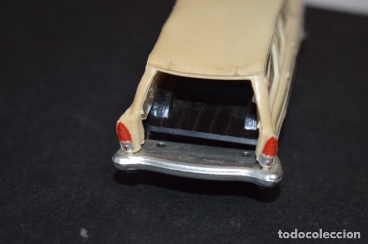 Coches a escala: SEAT 1400 C - ESCALA 1/43 - Mini Cars MINICARS Super / ANGUPLAS - Años 60 ¡Muy raro y difícil, mira! - Foto 13 - 219216000