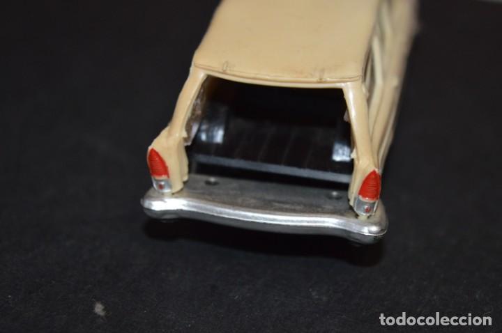 Coches a escala: SEAT 1400 C - ESCALA 1/43 - Mini Cars MINICARS Super / ANGUPLAS - Años 60 ¡Muy raro y difícil, mira! - Foto 14 - 219216000